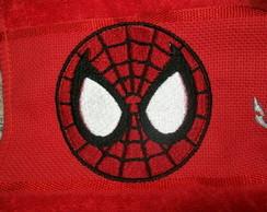 Toalha Bordada - Spider Man