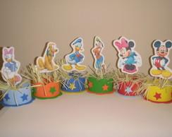Centro de mesa Turma do Mickey