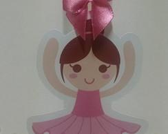 Tubete tema Pequena Bailarina