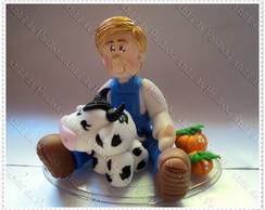 topo de bolo fazendeiro