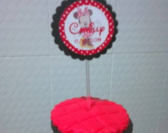 Mini cupcakes Minnie