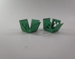 Formas de Doces Minecraft Creeper