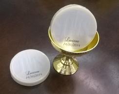 Lembran�a primeira eucaristia - calice
