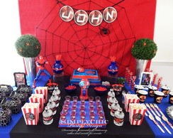 Kit Festa Spider-Man