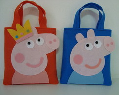 Sacola surpresa Peppa Pig