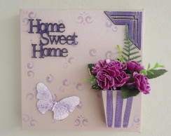PAINEL HOME SWEET HOME