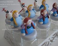 Lembrancinha Frozen c�pia proibida!!!!!!