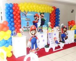 Decora��o Mario Bross