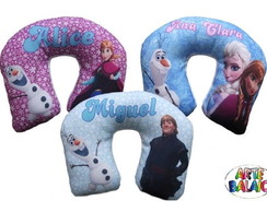 Almofadinha de Pesco�o Frozen Escolha!!!