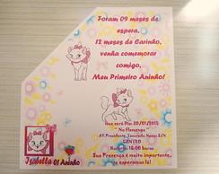 Convite Ibiza Anivers�rio Marie