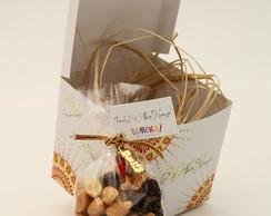 Caixa Personalizada Mix de Frutas Secas