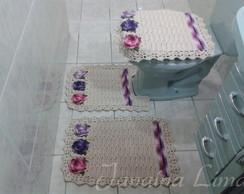 Jogo de Banheiro Arco Iris II