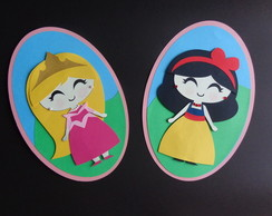 Decora��o Festa princesas