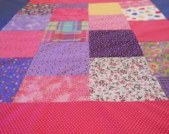 Tapete infantil patchwork
