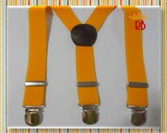 Suspens�rio Boys Amarelo