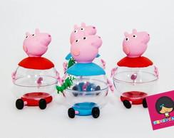 Baleiro Barriga Acr�lica Peppa Pig