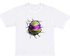 Camisetas Tartarugas Ninja