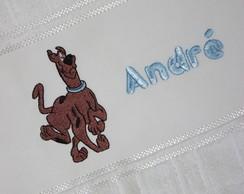 Toalha Lavabo/M�o Scooby Doo 141