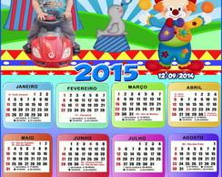 calend�rio 2015