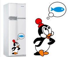 Adesivo para Geladeira - Chilly Willy