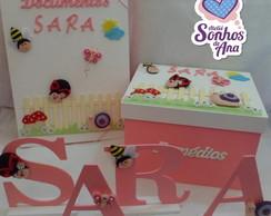 Kit de beb� Jardim