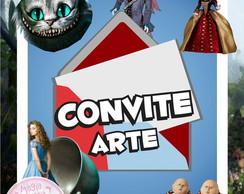Convite (Arte) - Alice Filme