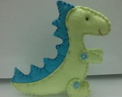 dinossauros lembracinha ou enfeite