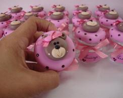 Mini Potinho personalizado - Ursinha