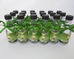 Garrafinha pl�stica 50ml personalizada