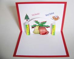 Cart�o de Natal - c�d.10917a