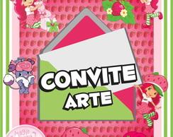 Convite (Arte) - Moranguinho New