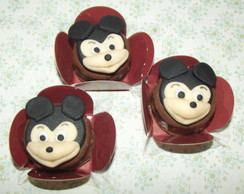 Mini p�o de mel rosto Mickey