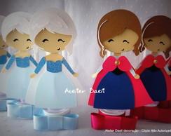 Tubete Elza Frozen