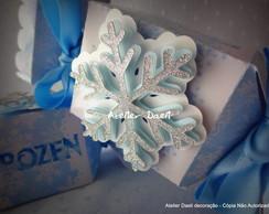 Caixa Bala Frozen