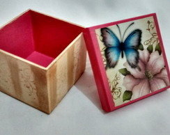 Mini Caixa com Sabonete