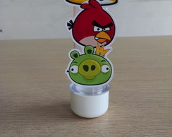 Tubetes Personalizados Angry Birds