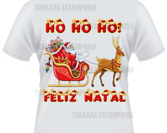 Camiseta Peppa Pig Natal