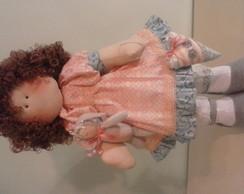 Boneca Poliana