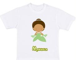 Camiseta Infantil Tiana