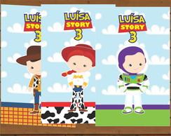 R�tulo Para Bisnaga - Toy Story