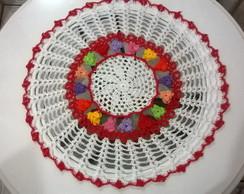 Toalha de Mesa em croch�