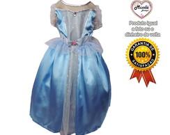 Vestido da Cinderela