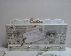 Porta chaves/correspond�ncia