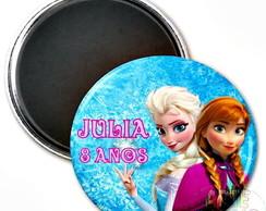Botton com Im� Personalizado Frozen