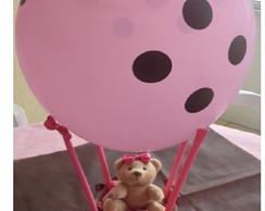 Centro de Mesa Urso com Bal�o