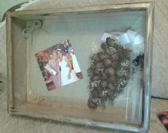Quadro Bouquet Desidratado