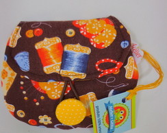 Kit Costura Suzette - Ateli� retr� choco