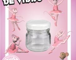 Potinho de Vidro - Angelina Bailarina
