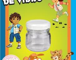 Potinho de Vidro - Go Diego Go