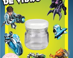 Potinho de Vidro - Max Steel